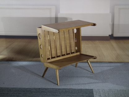 Designer Cor Alons 1960 bijzet magazine tafel