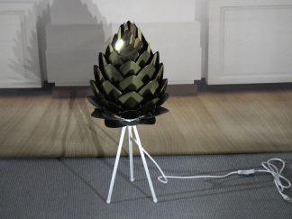 Vloerlamp dennenappel klein