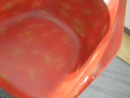 Kuipstoel Oranje