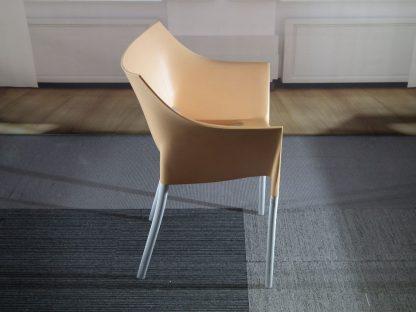 starck oranje stoel