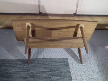 salontafel vintage hout