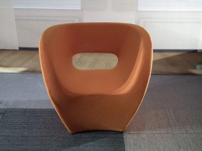 Margo oranje stoel